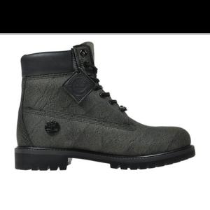 Recommend Quality Timberland Euro Hiker Shell Toe Boot Junior(Children's) -Dark Olive Nubuck MU468s