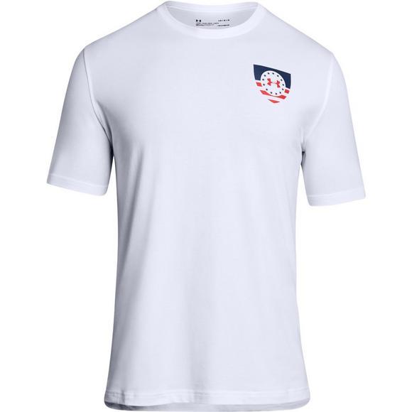 0b4d0b5265 Under Armour Men's Freedom USA Eagle T-Shirt - Hibbett US