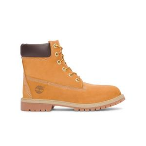 Timberland 6Inch Premium Wheat Grade School Boys Boot