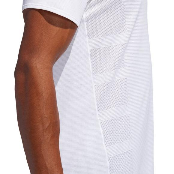 fbecf16d53 adidas Men's White Supernova Running Tee - Hibbett US