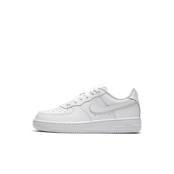 Nike Air Force 1 Low Preschool Kids' Basketball Shoe - Hibbett US