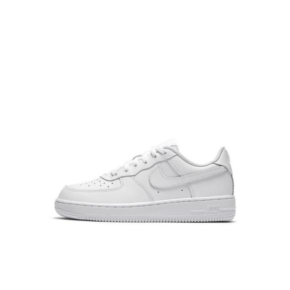 san francisco 1a7ab 86716 Nike Air Force 1 Low Preschool Kids  Basketball Shoe - Main Container Image  2