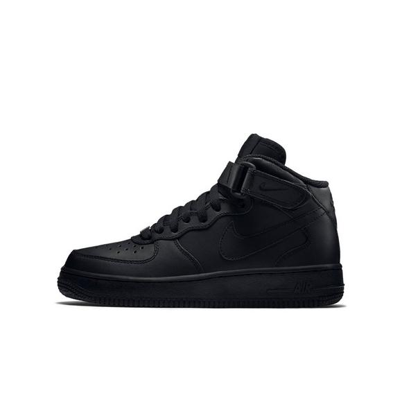 new concept 72cf4 71587 Nike Air Force 1 Mid Grade School Kids  Basketball Shoes - Main Container  Image 2