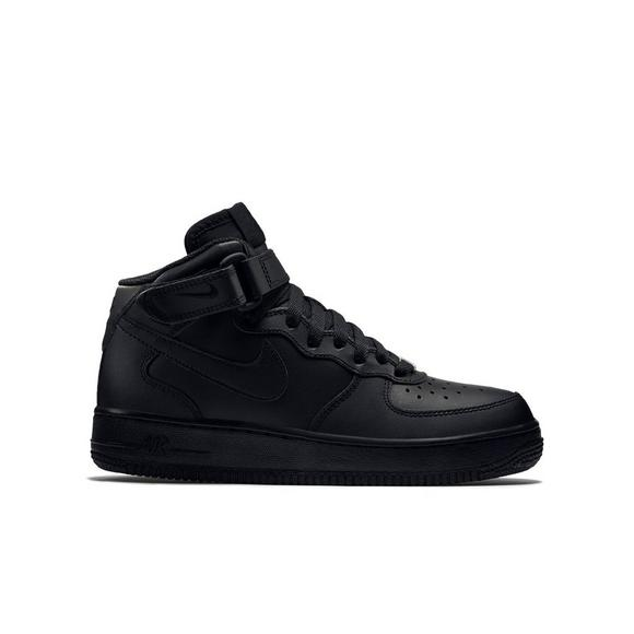 58e95ea2a603bf Nike Air Force 1 Mid Grade School Kids  Basketball Shoes - Main Container  Image 1