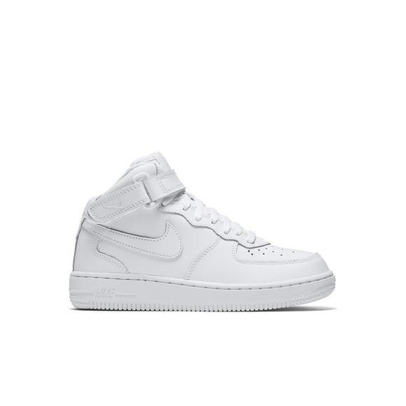 new arrival e8e0c 82664 Nike Air Force 1 Mid Preschool Kids'