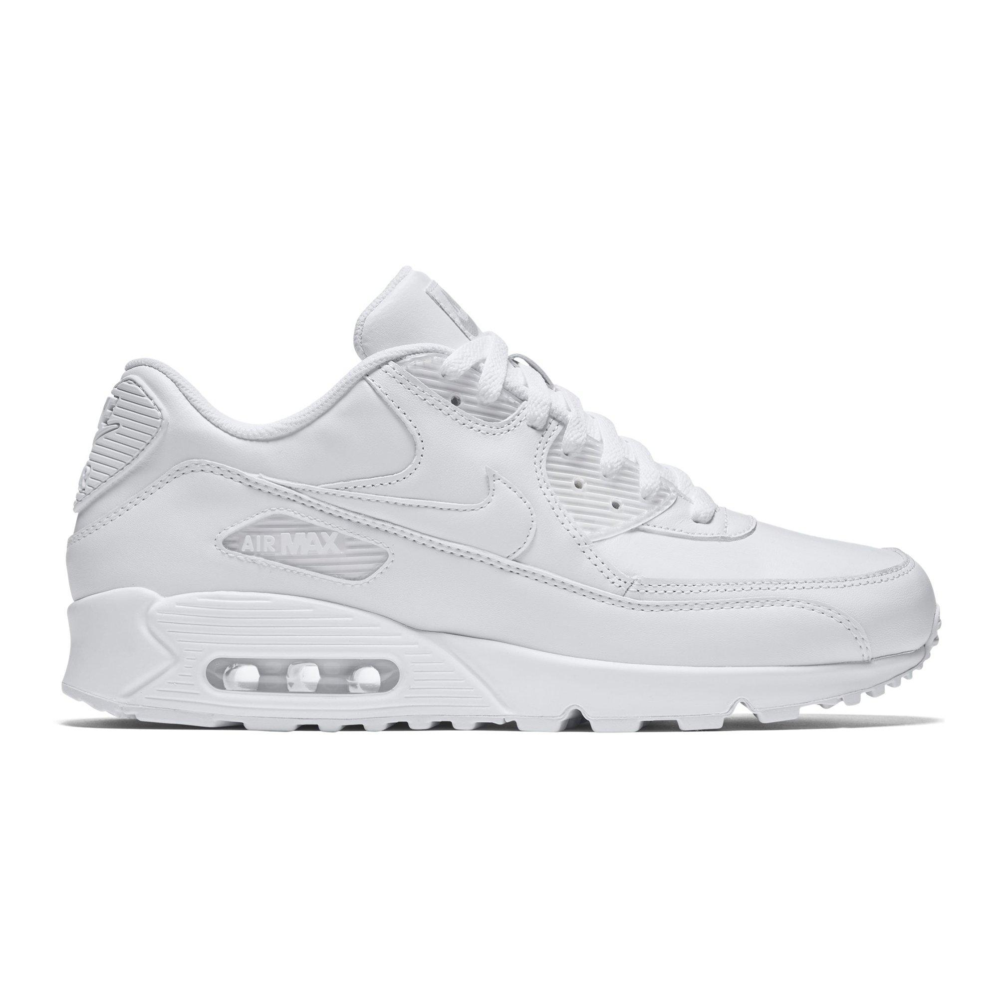 nike air max bianche leather