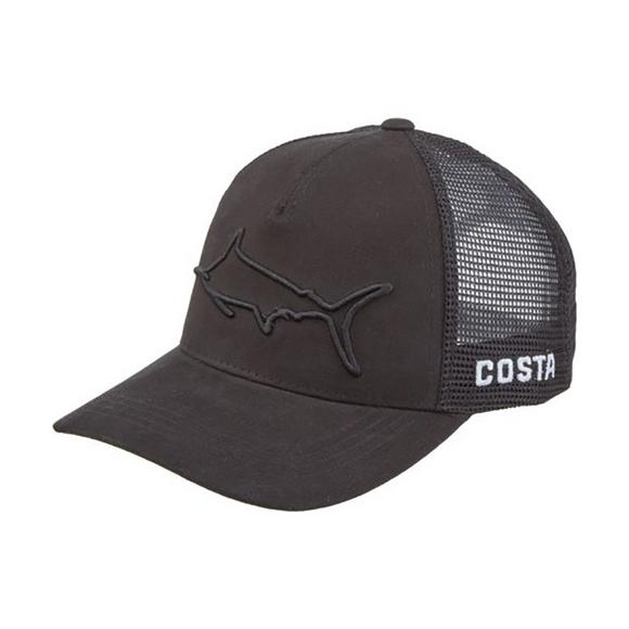 Costa Del Mar Men s Stealth Marlin Trucker Hat - Main Container Image 1 987e4afed