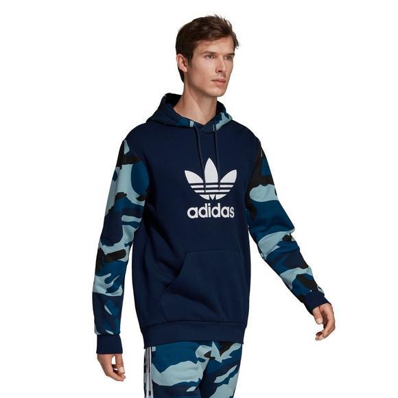 10426aed17 adidas Men's Camouflage Hoodie - Hibbett US