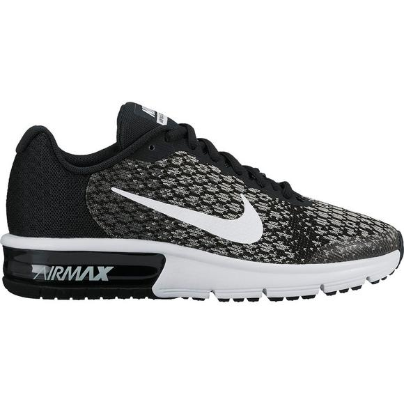 96fabd6fec7c Nike Air Max Sequent 2 Grade School Boys  Running Shoes - Main Container  Image 1