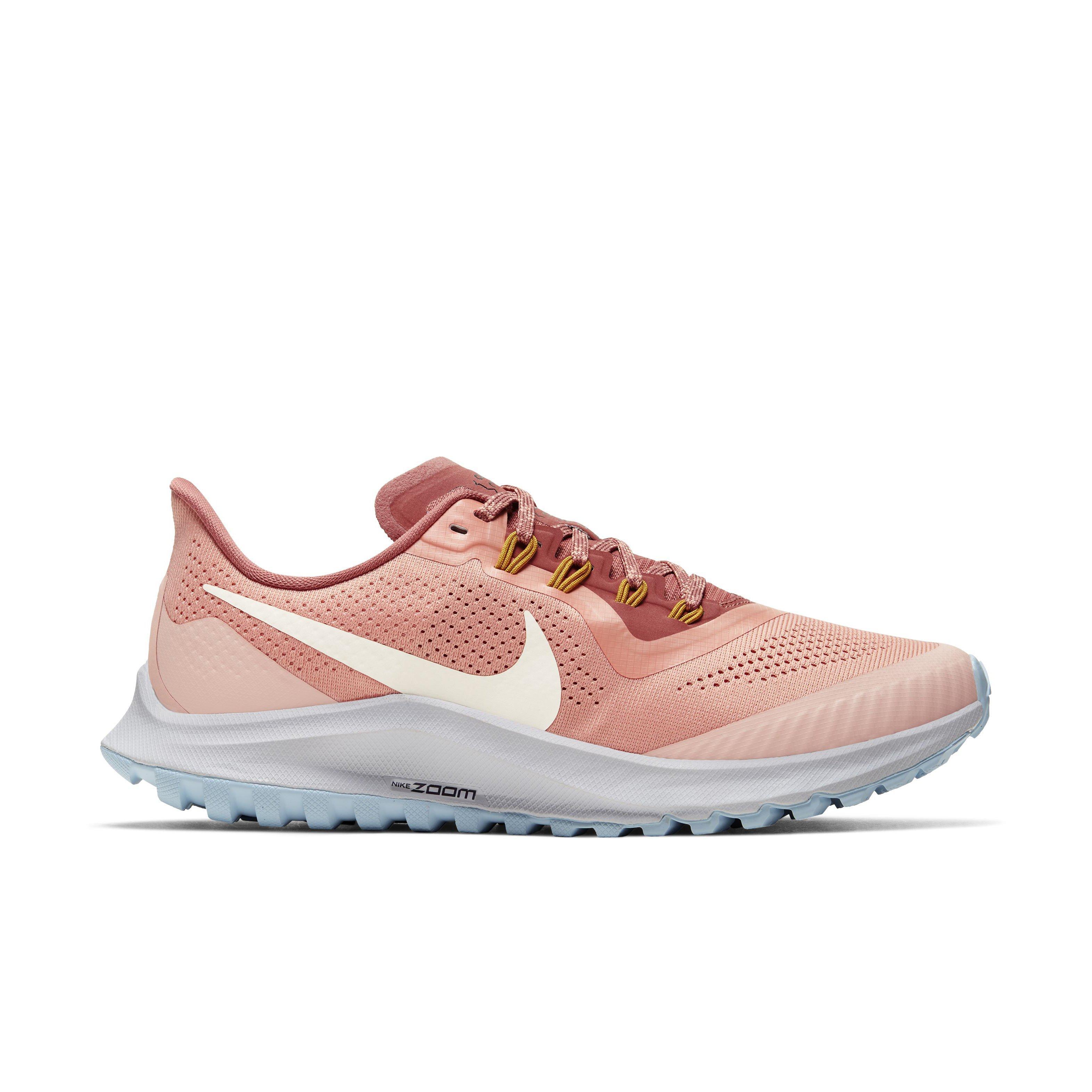 Más cinta Atar  Nike Air Zoom Pegasus 36 Trail Pink