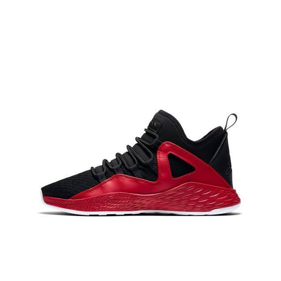 702479f9795ff7 Jordan Formula 23 Grade School Kids  Basketball Shoe - Main Container Image  3