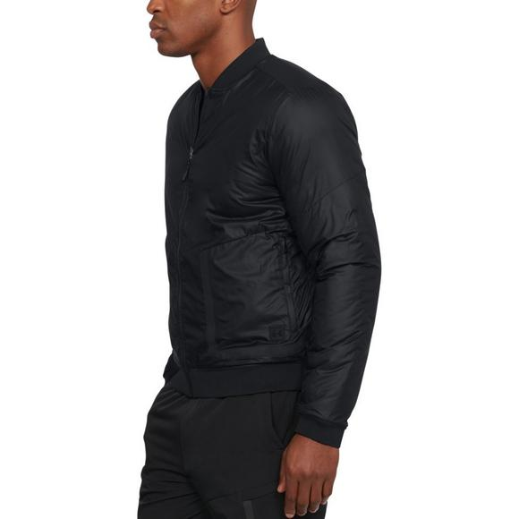 Under Armour Men s Sportstyle ColdGear Reactor Bomber Jacket - Main  Container Image 2 7afa7959868