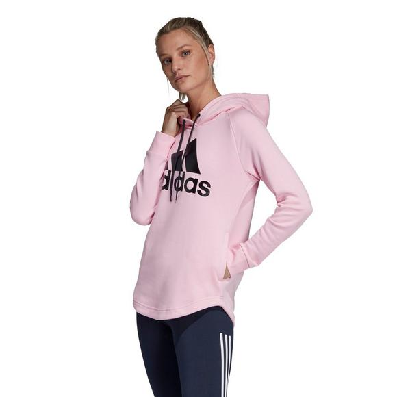 e549a8adfba adidas Women's Must Haves Badge of Sport Hoodie - Main Container Image 2