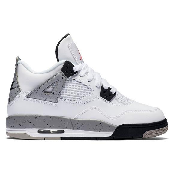 detailed look cc9e0 3894f Jordan Retro 4 OG Grade School Boys  Shoe - Main Container Image 1