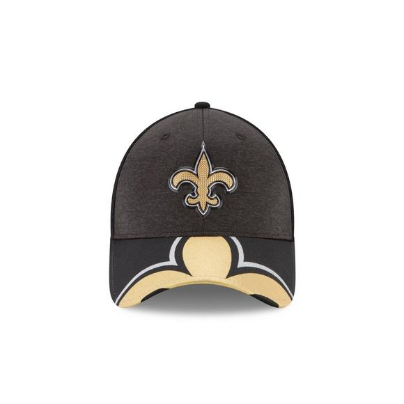 competitive price 0a6b6 20a1a New Era New Orleans Saints 2017 On Stage 39THIRTY Hat - Main Container  Image 2