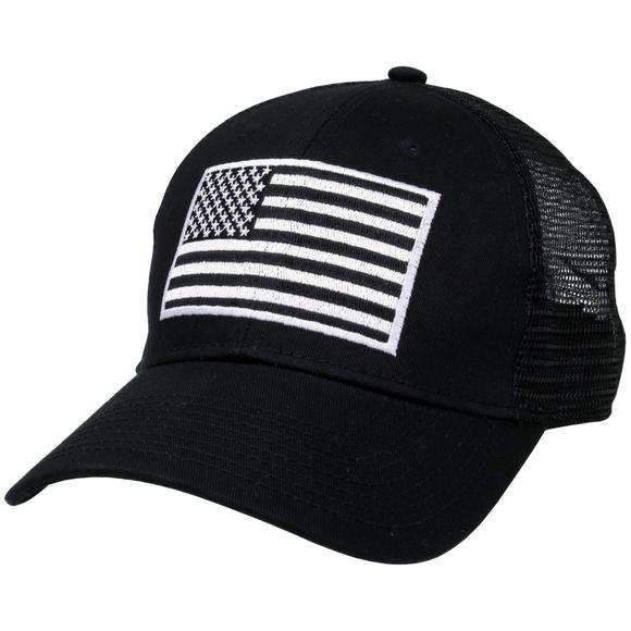 The Game American Flag Trucker Hat - Main Container Image 1 3a439efa718