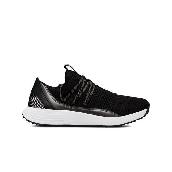 Under Armour BREATHE LACE - Sports shoes - white FpihC2liZ