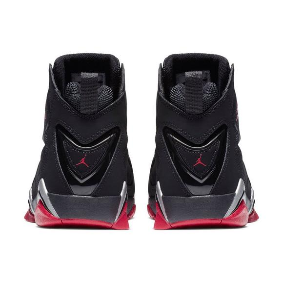 e4e0885a2c1cea ... czech jordan true flight black red mens shoe main container 58a68 1cfbe