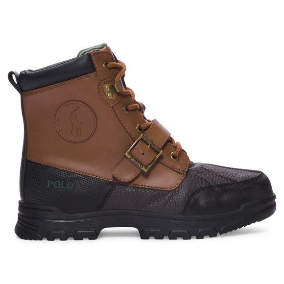 3030dd4f193 Polo Ralph Lauren Colbey Grade School Boy's Boot - Hibbett US