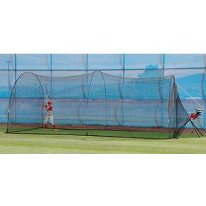Trend Sports Heater BaseHit Baseball Pitching Machine   PowerAlley 20   Batting Cage a527eab3fc