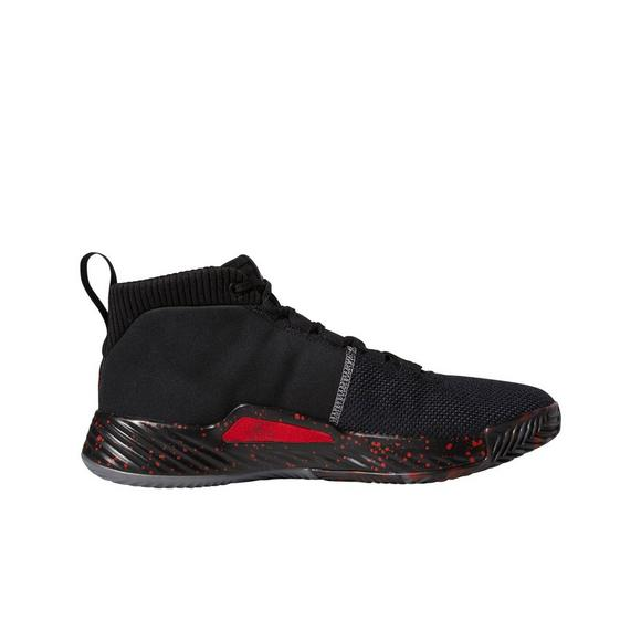 Adidas Shoe Black Basketball Core Dame 5 Men's BxroedC