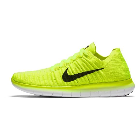 brand new 49e55 a2b0c Nike Free Run Flyknit Grade School Boys  Casual Shoes - Main Container  Image 2