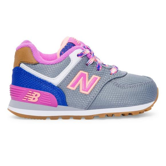 online store 201ed 77775 New Balance 574 Toddler Girl's Shoe - Hibbett US