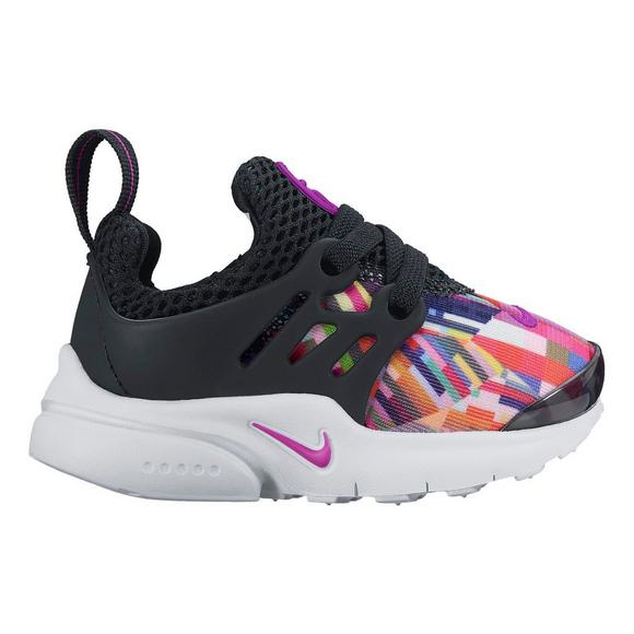 d7ff4bfb6cce Nike Presto Print Toddler Girls  Running Shoe - Main Container Image 1