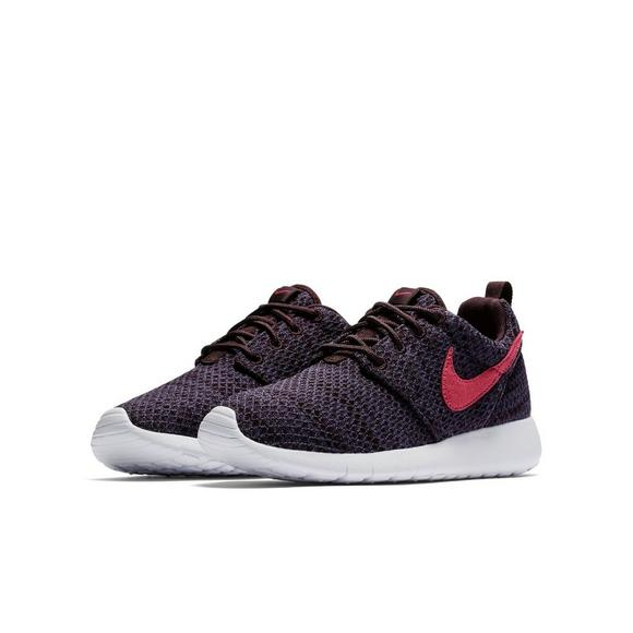 30d0f64c66622 ... italy nike roshe one purple pink grade school girls casual shoe main  32014 d40e7