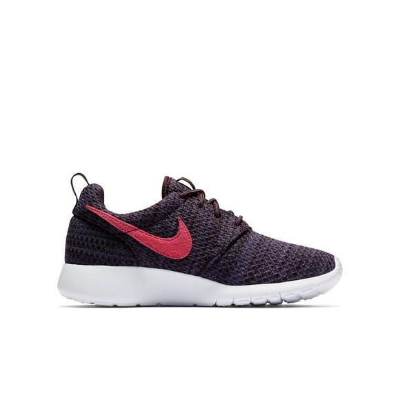 Nike Roshe Waffle Trainers with Leather and Suede Gr. US 9