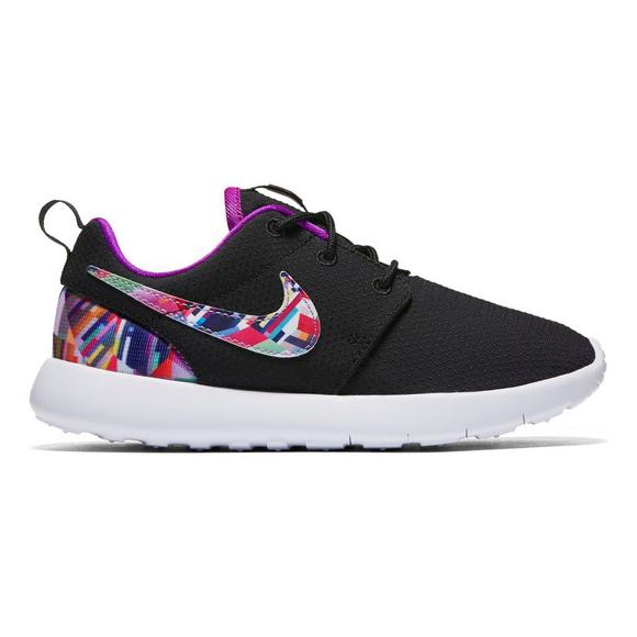 huge selection of 49b69 6a004 Nike Roshe One Print Preschool Girls' Casual Shoe - Hibbett US