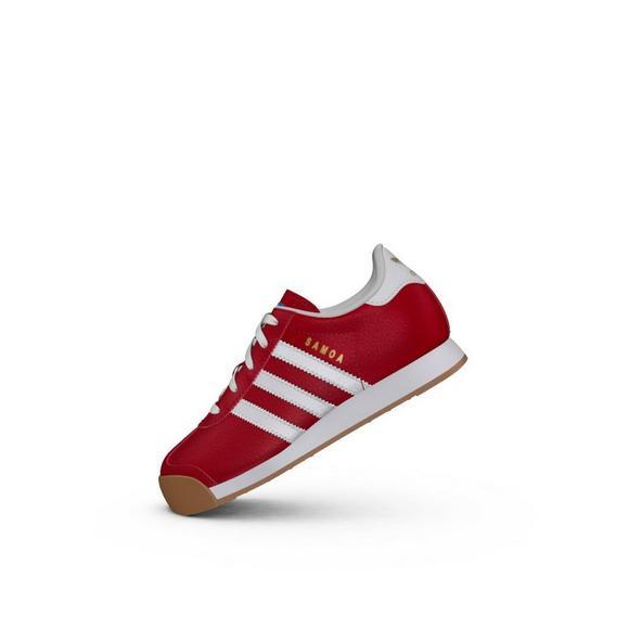 adidas Originals Samoa Preschool Girls' Casual Shoe