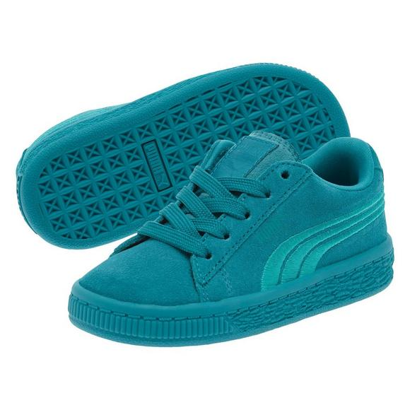 cheap for discount 11961 36c99 Puma Suede Classic Toddler Girls' Casual Shoe - Hibbett US