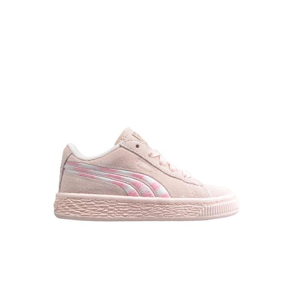 cec972041eab Display product reviews for Puma Suede Classic -Pink- Toddler Girls  Shoe
