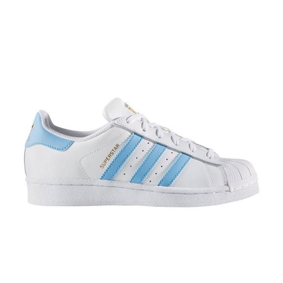 adidas superstar shoes blue
