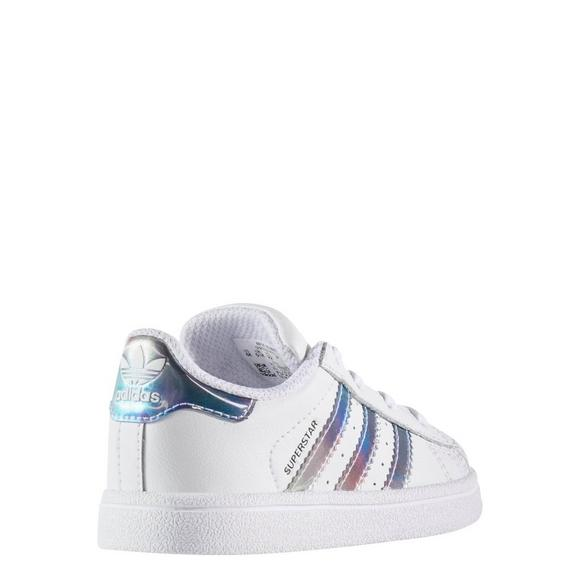 d56d6383eff8 adidas Superstar Toddler Girls  Casual Shoe - Main Container Image 3