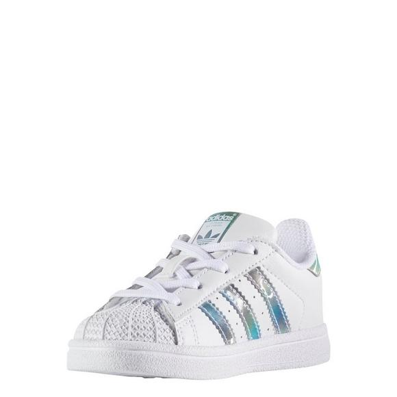 019d48caf adidas Superstar Toddler Girls  Casual Shoe - Main Container Image 2