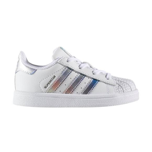 f23dfee51 adidas Superstar Toddler Girls  Casual Shoe - Main Container Image 1