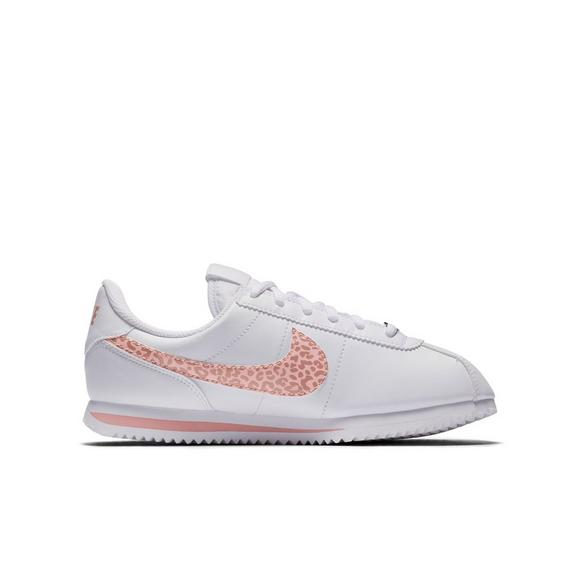 newest 08846 9b3ab Nike Cortez Basic SL Grade School Girls  Shoe - Main Container Image 2