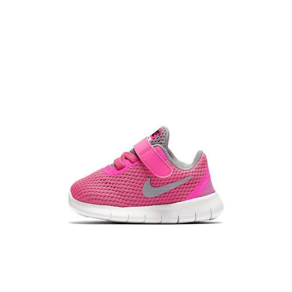 low priced 7758c 760e7 Nike Free RN Toddler Girls' Running Shoe - Hibbett US