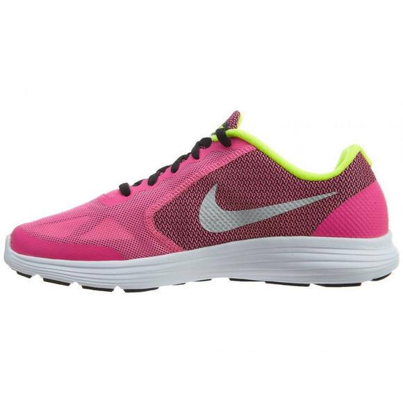 d1ab9c320c17 Nike Revolution 3 Grade School Girls  Running Shoe - Main Container Image 4