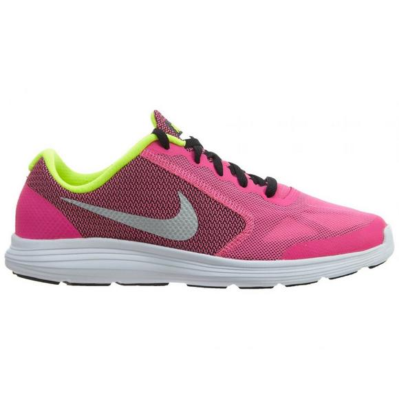 a8f56f012a49 Nike Revolution 3 Grade School Girls  Running Shoe - Main Container Image 1