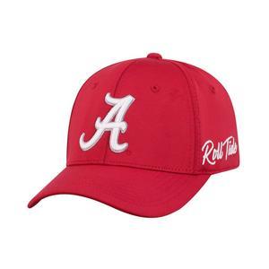 af87299072c Top of the World Alabama Crimson Tide Phenom Stretch-Fit Hat