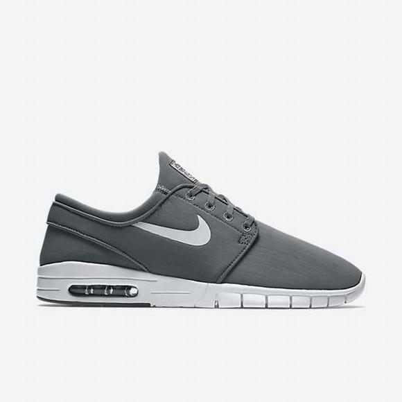 outlet store e7ff4 d644f Nike SB Stefan Janoski Max Mens Skate Shoe - Main Container Image 1