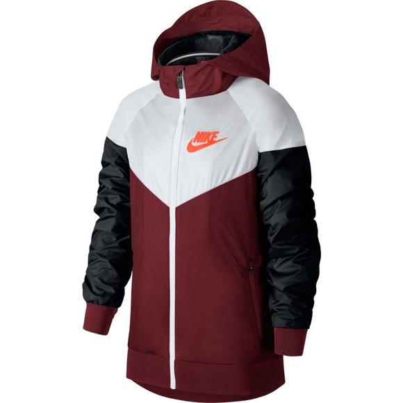 35a8713cff61 Nike Boys  NSW Windrunner Jacket - Hibbett US