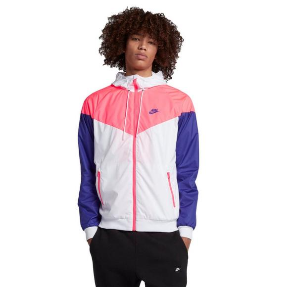 Nike Men s Windrunner Color-Blocked Jacket - Main Container Image 1 88fadac76