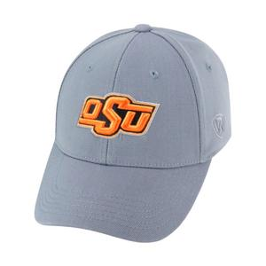 info for 57cf0 b2f94 Free Shipping No Minimum. No rating value  (0). Top of the World Oklahoma  State Cowboys Premium Collection Fitted Hat