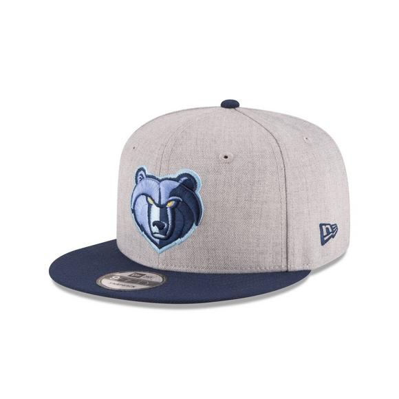 New Era Memphis Grizzlies 9Fifty Snapback Hat - Main Container Image 1 bdf5ace7771