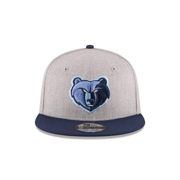 New Era Memphis Grizzlies 9Fifty Snapback Hat - Main Container Image 2 164a9942fb0