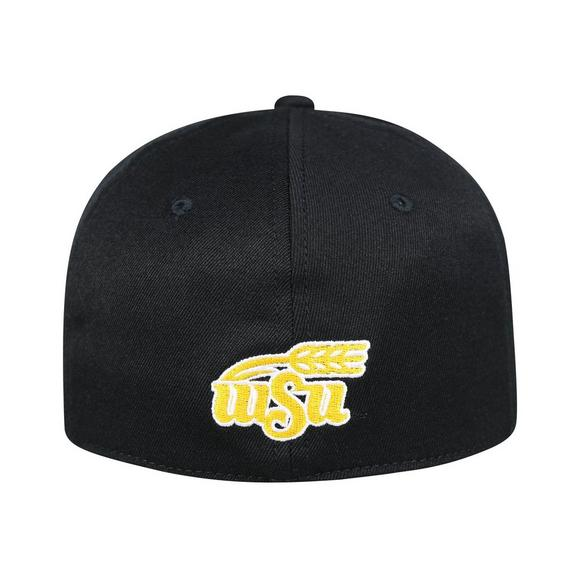 newest b8262 309d9 Top of the World Wichita State Shockers Premium Collection Fitted Hat -  Main Container Image 2